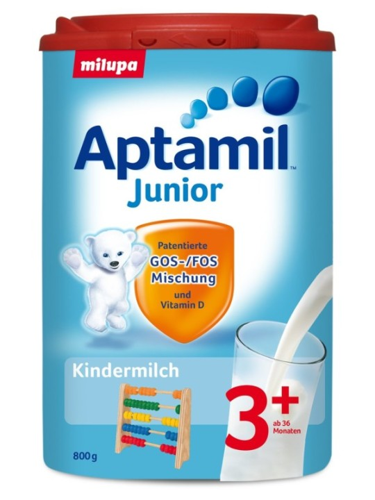 Aptamil Junior Kindermilch 3+ (6x800g) 1