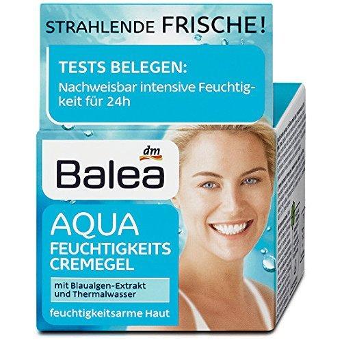 Balea Aqua Feuchtigkeitscremegel 1