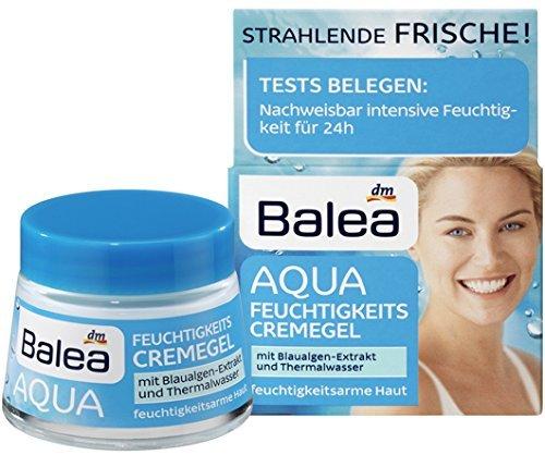 Balea Aqua Feuchtigkeitscremegel 2